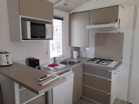 MOBILHOME 8 personnes - Stella Maris XL - 4 chambres