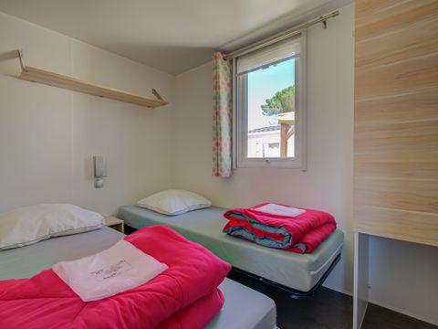 MOBILHOME 5 personnes - Calypso - 2 chambres
