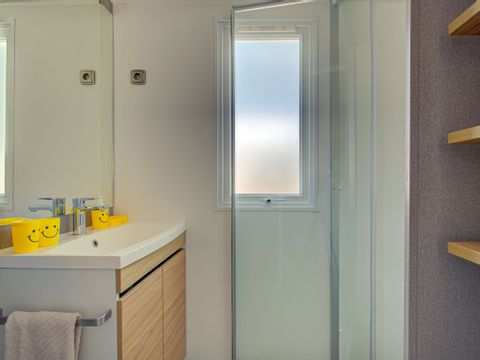 MOBILHOME 6 personnes - Stella Maris XL - 2 salles de bain