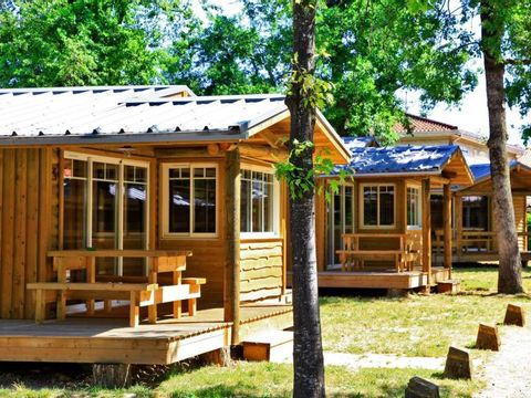 CHALET 6 personnes - POWELL, 2 Chambres