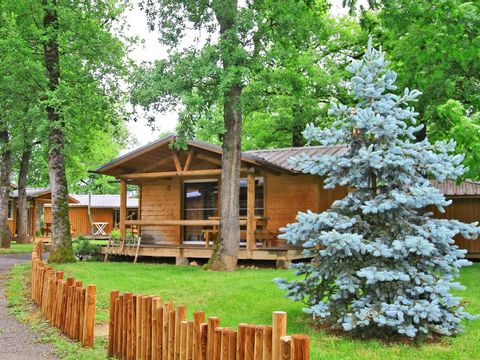 Camping Albirondack Park Lodge And Spa - Camping Tarn - Image N°11
