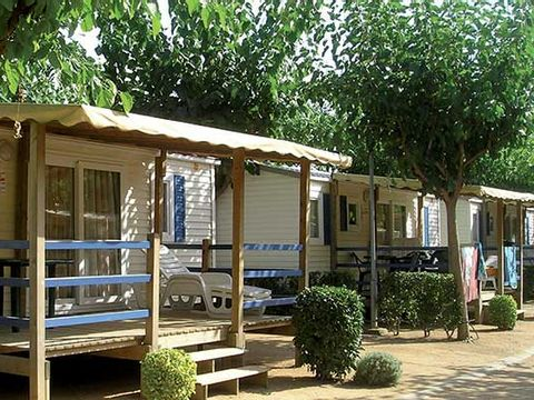 MOBILHOME 6 personnes - 3chambres  (C7T)