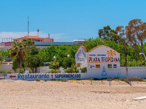 Camping Playa Tropicana - Camping Castellón - Image N°13
