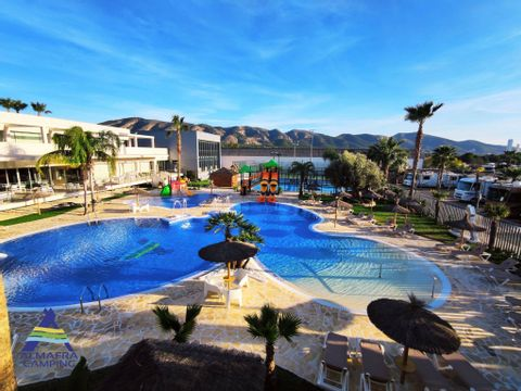 Camping Almafra - Camping Alicante - Image N°3
