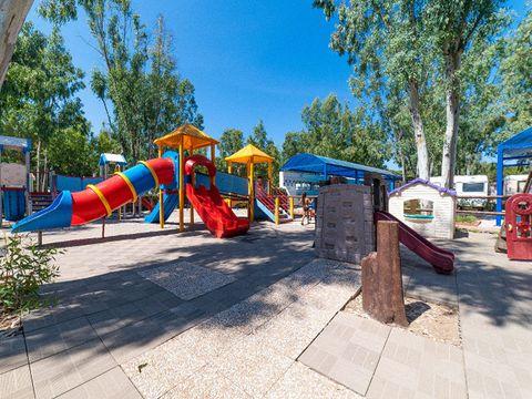 Domaine Résidentiel de Plein Air Laguna Blu - Camping Sassari - Image N°10