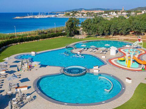 Domaine Résidentiel de Plein Air Laguna Blu - Camping Sassari - Image N°2