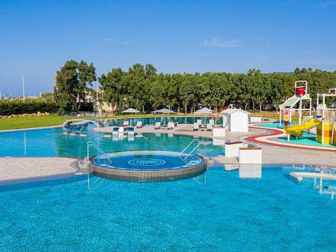 Domaine Résidentiel de Plein Air Laguna Blu - Camping Sassari - Image N°6