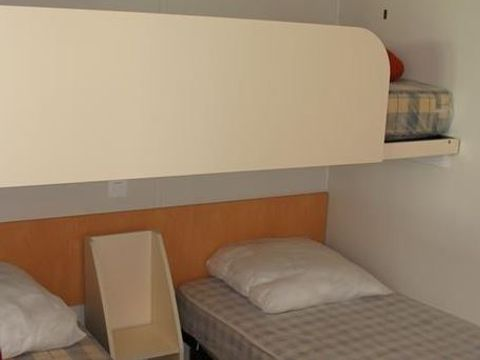 MOBILHOME 5 personnes - 2 chambres, 21m²