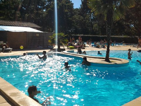 Camping Fontaine Vieille - Camping Gironde - Image N°2