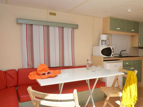 MOBILHOME 6 personnes - Eco - 2 chambres