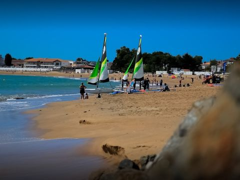 Camping Moncalm  - Camping Vendée - Image N°14