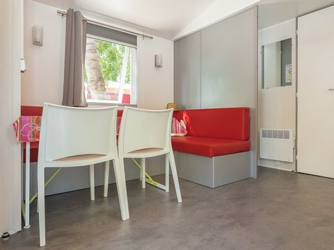 MOBILHOME 4 personnes - BALEARES