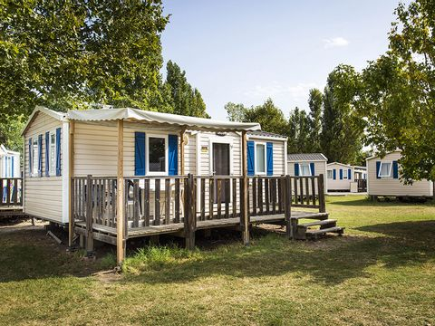 Village Vacances Les Abricotiers - Camping Pyrenees-Orientales - Image N°27