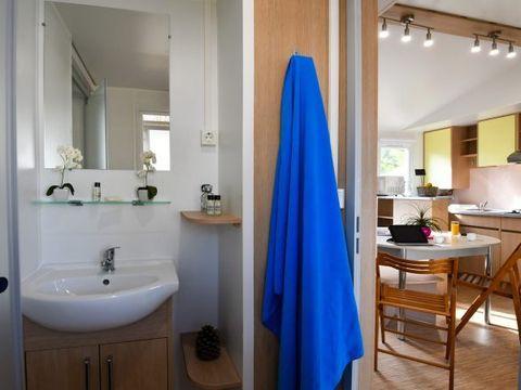 MOBILHOME 10 personnes - Family +TV +Clim +Lave vaisselle