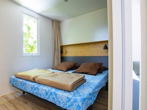 MOBILHOME 4 personnes - Confort 3 Pièces Climatisé + TV