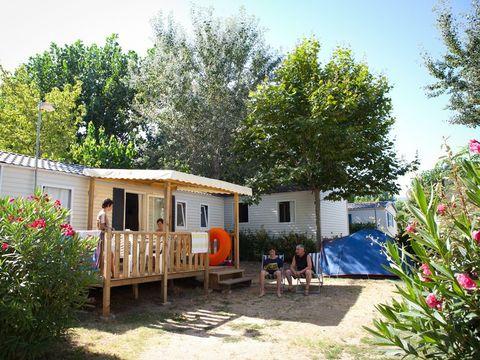 MOBILHOME 8 personnes - Cottage Tamaris