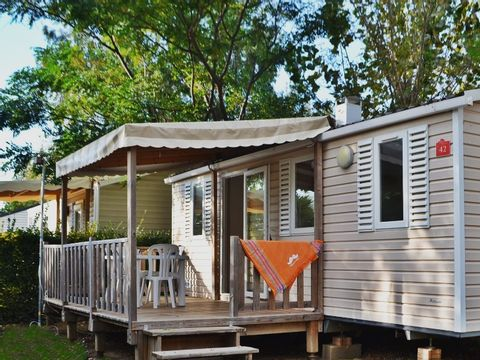 MOBILHOME 4 personnes - SUMBA CONFORT