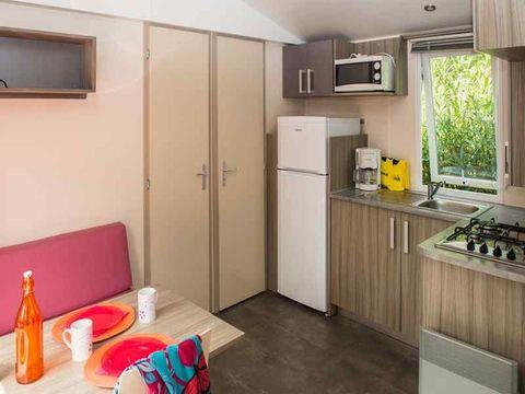 MOBILHOME 6 personnes - Méditerranée Grand Confort 2 Chambres