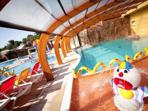Camping Club Le Littoral - Camping Pyrenees-Orientales - Image N°3