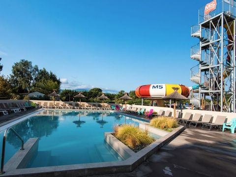Camping Club Le Littoral - Camping Pyrenees-Orientales - Image N°2