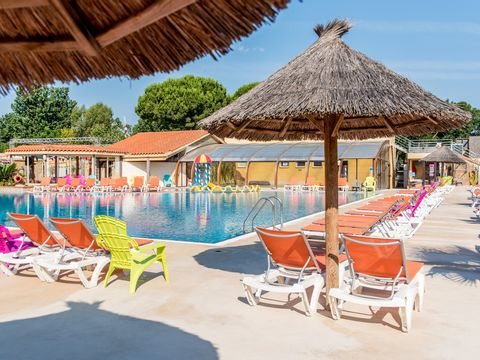 Camping Club Le Littoral - Camping Pyrenees-Orientales