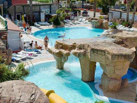 Camping le Front de Mer - Camping Pyrenees-Orientales - Image N°3