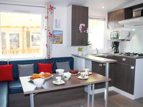MOBILHOME 4 personnes - MOBIL HOMES VACANCES, CONFORT 2 chambres