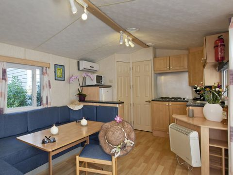 MOBILHOME 6 personnes - Standard (Vic's Land Holidays)