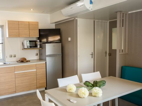 MOBILHOME 6 personnes - Village 3 (Vic's Land Holidays)