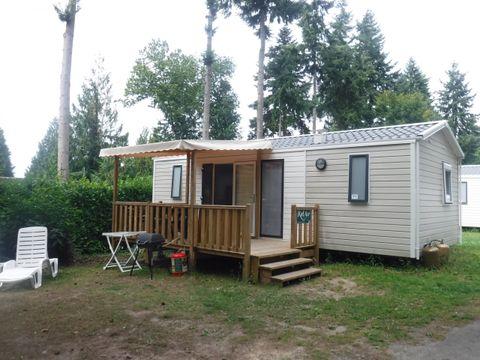MOBILHOME 6 personnes - MERCURE PLUS 2 chambres (Keller Travel)