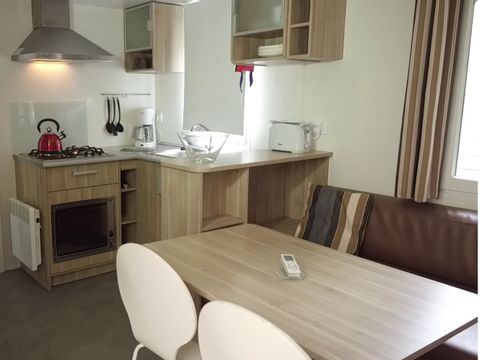 MOBILHOME 6 personnes - LIFESTYLE HOLIDAYS, Ruby 2 chambres