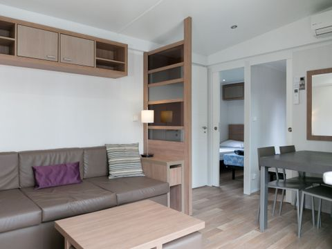 MOBILHOME 6 personnes - Platine -3 chambres