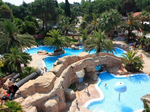 Camping L'Hippocampe  - Camping Pyrenees-Orientales - Image N°3