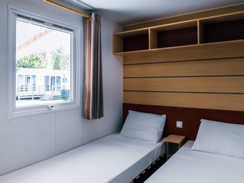 MOBILHOME 6 personnes - Ruby, 3 chambres (Lifestyles Holidays)