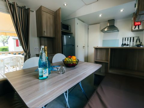 MOBILHOME 6 personnes - Saphir, 2 chambres (Lifestyles Holidays)