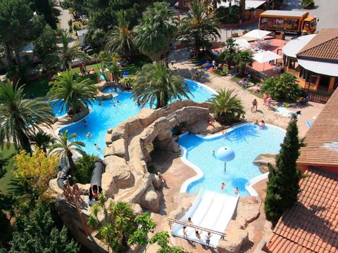 Camping L'Hippocampe  - Camping Pyrenees-Orientales - Image N°5