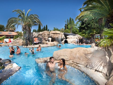 Camping L'Hippocampe  - Camping Pyrenees-Orientales - Image N°2