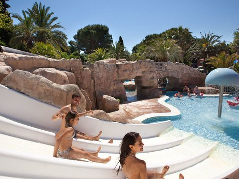 Camping L'Hippocampe  - Camping Pyrenees-Orientales