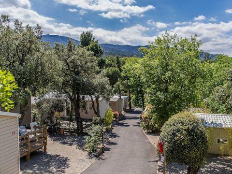 Camping Le Bois de Valmarie - Camping Pyrenees-Orientales - Image N°31