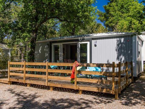 Camping Le Bois de Valmarie - Camping Pyrenees-Orientales - Image N°27