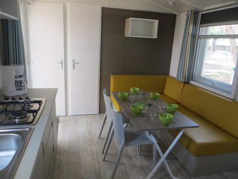 MOBILHOME 5 personnes - 2 chambres