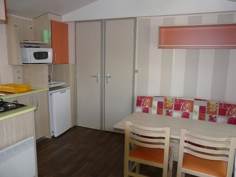 MOBILHOME 5 personnes - 2 chambres + Clim