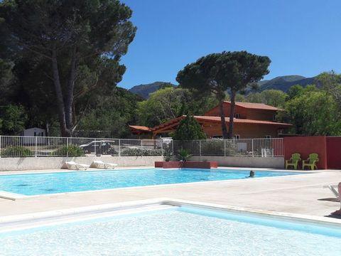 Camping Le Rancho - Camping Pyrenees-Orientales - Image N°3