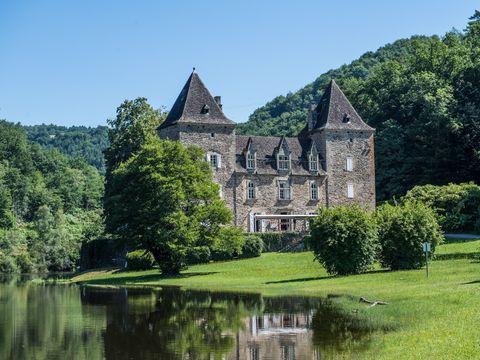 Camping Sea Green Château du Gibanel - Camping Correze - Image N°10