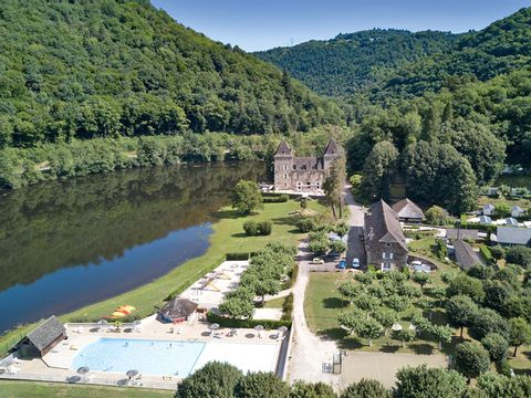Camping Sea Green Château du Gibanel - Camping Correze - Image N°4