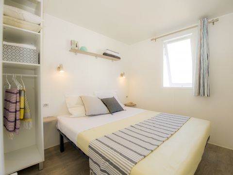 MOBILHOME 6 personnes - COSY 2 chambres (I6P2)