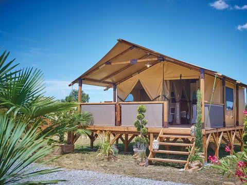 MOBILHOME 5 personnes - Lodge Bali