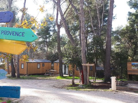 Camping du Garlaban - Camping Bouches-du-Rhone - Image N°5