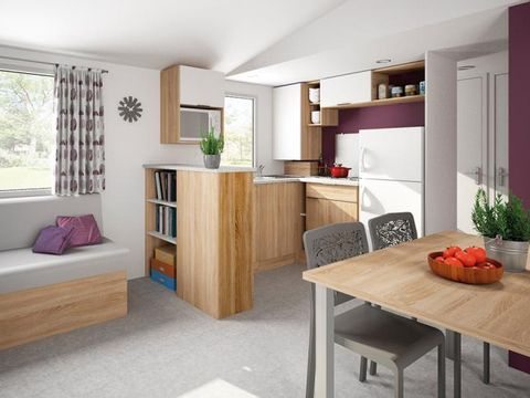 MOBILHOME 8 personnes - Confort - 4 chambres
