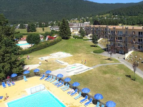 Résidence-Club Le Sornin - Camping Isere - Image N°2